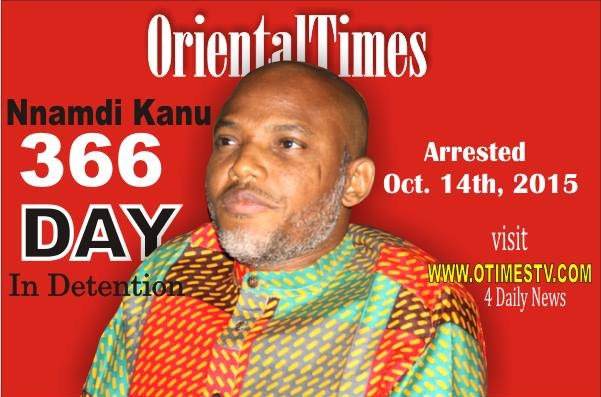LATEST BIAFRA NEWS: How Nnamdi Kanu Marks One Full Year In Detention Amid Drama In The Judiciary