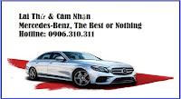Đăng ký lái thử xe Mercedes tại Mercedes Trường Chinh