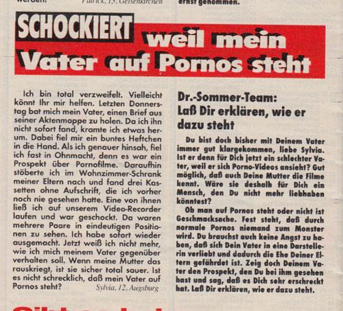 Bravo dr sommer team bravo magazine