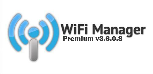 WiFi Manager Premium v3.6.0.8 APK