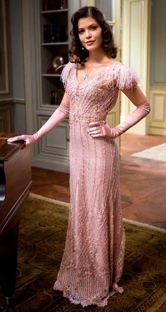 Julia Castelo vestido festa