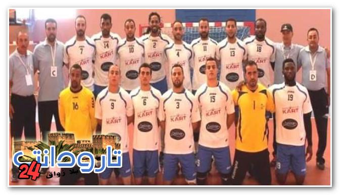 رجاء أكادير لكرة اليد يستقبل فريق أولمبيك أسفي باكادير