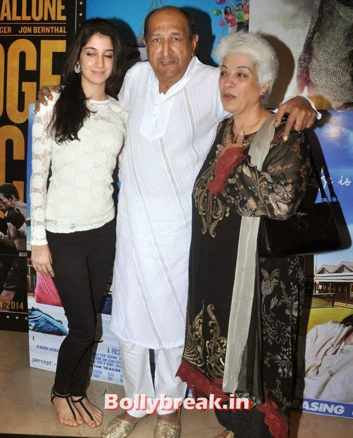 Tinnu Anand, Club 60 Special Screening Photo Gallery
