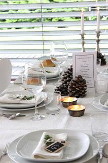 Weihnachtliches Table Setting Christmas, bei kebo homing dem Südtiroler Food- und Lifestyleblog, Foodstyling und Fotografie