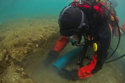Ανακαλύφθηκε αρχαία ναυτική βάση στον Πειραιά