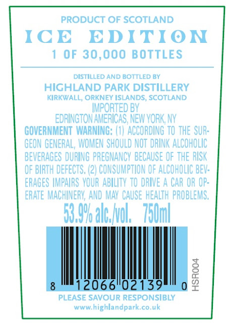 The back label does not reveal anything