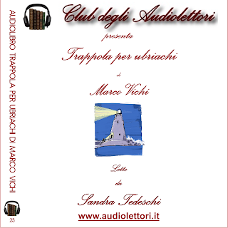 Copertina audiolibro Trappola per ubriachi