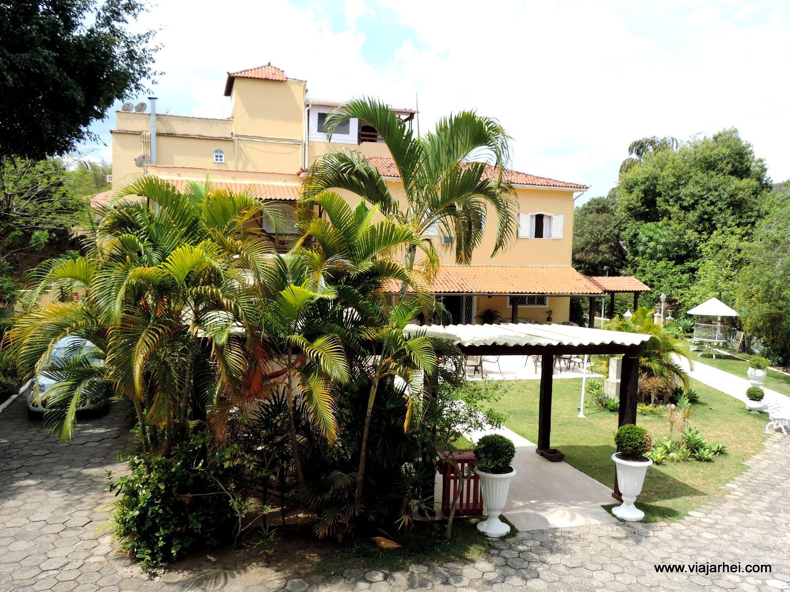 Hotel Santa Amália - Vassouras