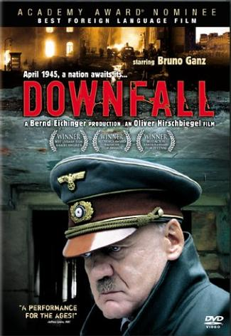 the portrayal of hitler in downfall Downfall itself is set in the final days of the conflict, and follows events in adolf  hitler's  bruno ganz's portrayal of hitler is very good, his performance brings.