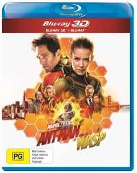 Ant-Man Wasp 3D