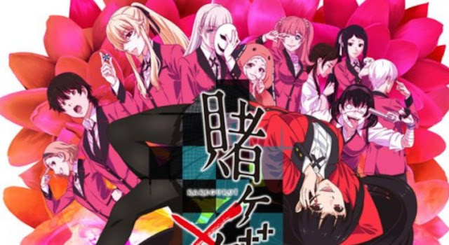 Kakegurui Season 2 (Episode 01-12) English Sub