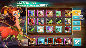 Game  We Heroes Born To fight Apk