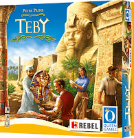 Teby (wyd. Rebel / Queen Games)