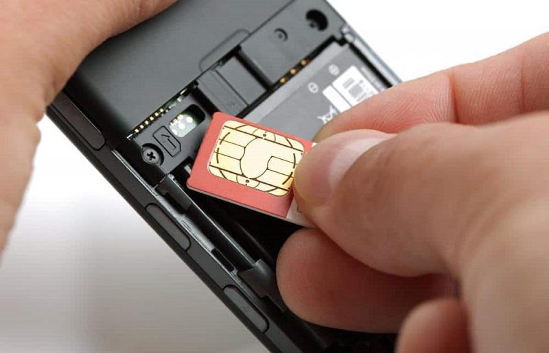 حل مشكلة لا توجد بطاقة SIM وادخل بطاقة SIM في الهاتف
