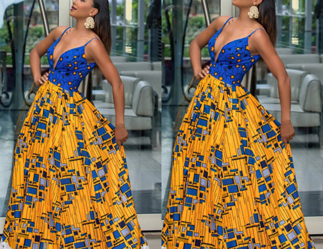Ciaafrique African Fashion Beauty Style Shop The Latest Kitenge Designs