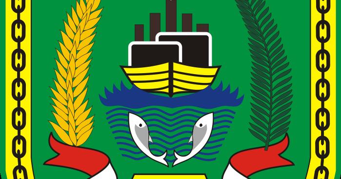 Penjelasan Arti Lambang Logo Kabupaten Rokan Hilir Arti Dari Lambang
