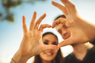 relación amorosa duradera
