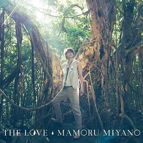 Mamoru Miyano - THE LOVE [FLAC   MP3 320 / CD]