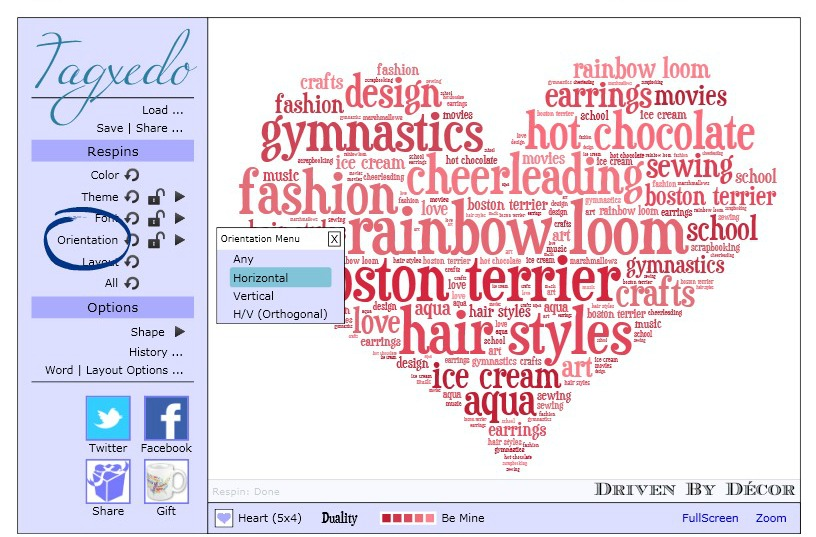 8 Simple Steps To Using Tagxedo To Create Personalized Word Cloud