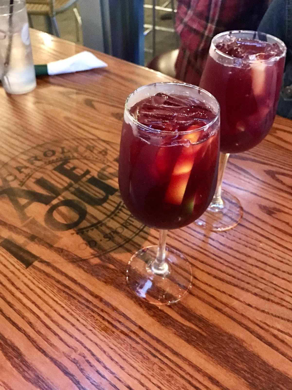 Carolina Ale House Red Sangria