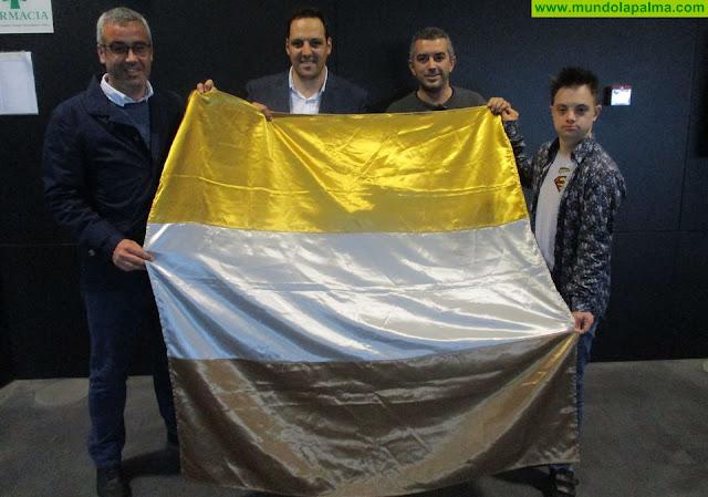 La Bandera de la Discapacidad ondeará en el Ayuntamiento de Santa Cruz de La Palma el próximo 3 de diciembre
