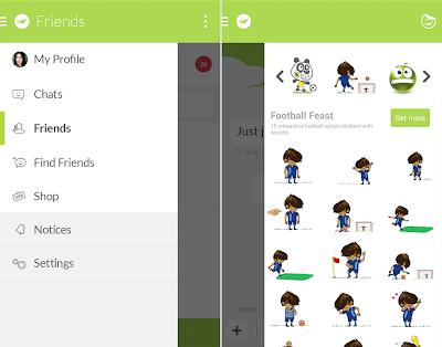 Cara Daftar Registrasi Jongla Chat Android