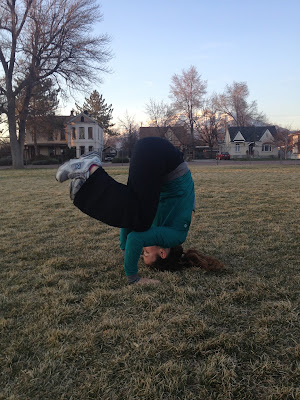 healthy life how to build up to a headstand