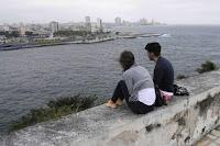 Freddo a Cuba, frio en Cuba