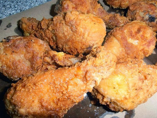 best cooking recipes 2015: Southern Fried Chicken