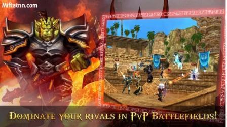 Game MMORPG Terbaik Android Order Chaos Online APK Terbaru