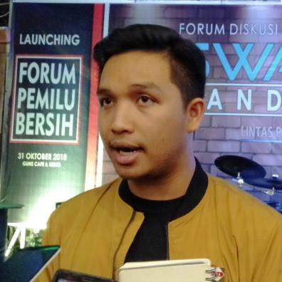 Noverian Aditya Putra: Saya Harap Palembang Itu Akan Menjadi Bandungnya Sumatera