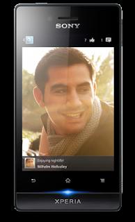 Harga Sony Xperia Miro ST23i Terbaru