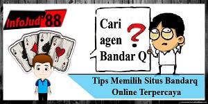 Situs Bandarq Online Terpercaya