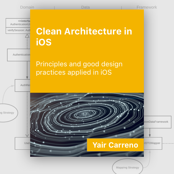 Book: Clean Architecture en iOS (English and Spanish versions)