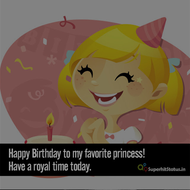 Happy Birthday Status for Daughter Quotes Messages Wishes
