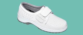 Imagen con el zapato sanitario Premiere