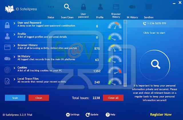 ID SafeXpress (Falsos optimizadores)