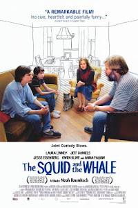 The Squid and the Whale Poster