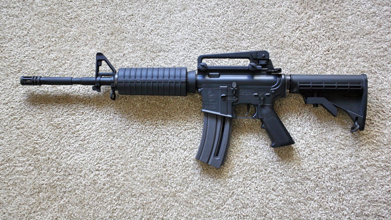 COLT M4 Carbine  22LR Rifle | Nalgaedalza