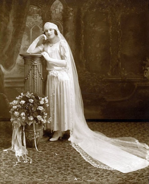 Vintage Pictures Of Bridals From 1910s-1940s