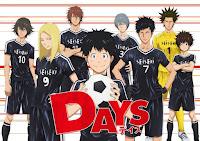 [Actu Anime] Days débarque gratuitement en simulcast sur ADN !