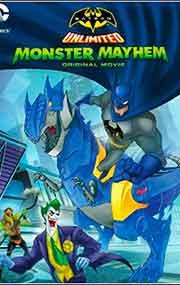 Filme Batman Sem Limites Caos Monstruoso