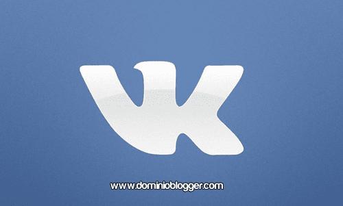 Participa y comparte en la red social VK