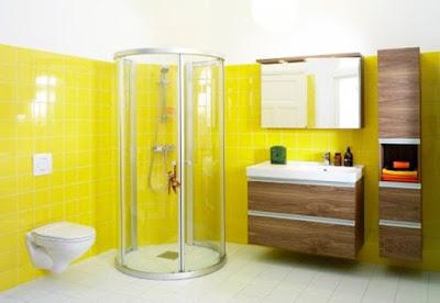 uma solução DIY simples, que fará com que entrar no banheiro novamente uma sensação agradável ...