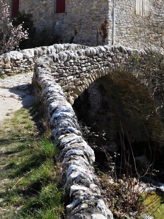 #EnFranceAussi 3 ponts en Ardèche, Rochecolombe