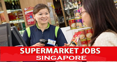 Supermarket Jobs in Singapore