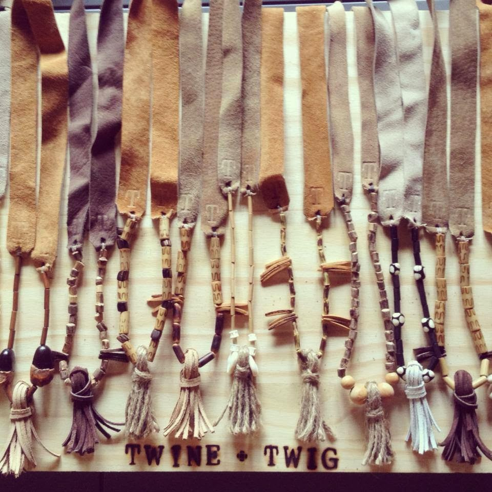 twine and twig style launch party | olive june
