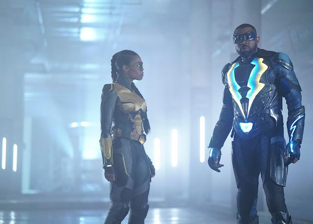 CW Black Lightning s1e10 Anissa Jefferson Pierce