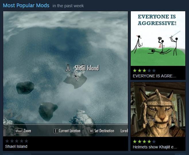 Steam community video skyrim mod review bath