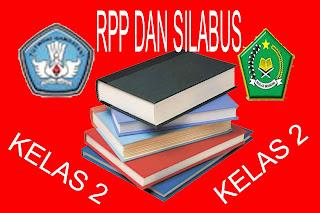 Download RPP dan Silabus Berkarakter Kelas 2 SD/MI Semester 1dan 2